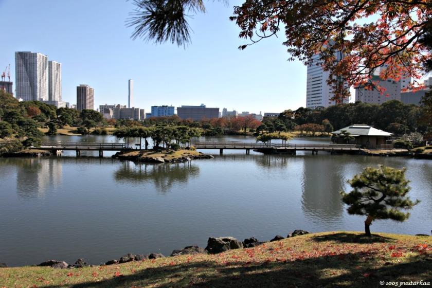 Hama Rikyi garden