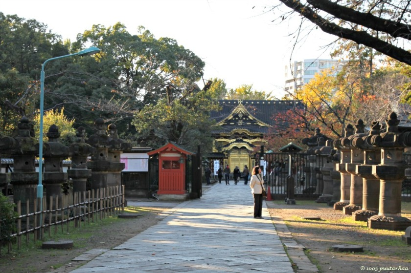 Toshu-gu temppeli
