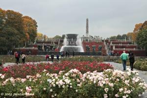 Vigelandin puisto