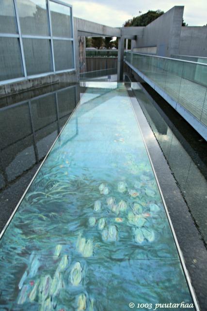 kioton taidemuseon puutarha
